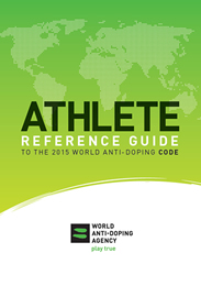 WADA Athlete Reference guide