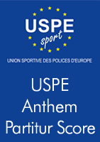 USPE Anthem Partitur score