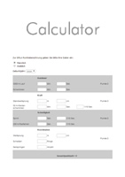 EPLA Calculator
