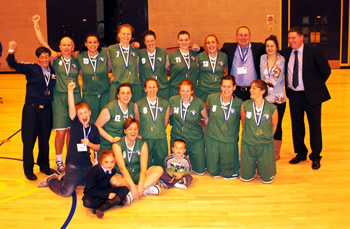 Basketball Team Ireland